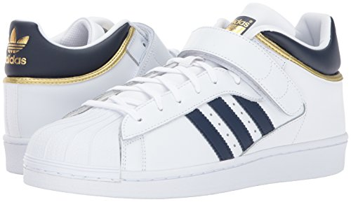 Gold Pro Homme Shell Originalspro Navy metallic Adidas White collegiate cpZqgxnxwF