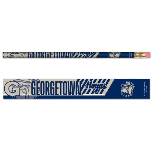 Georgetown Hoyas Official NCAA Standard 7 Pencils by Wincraft