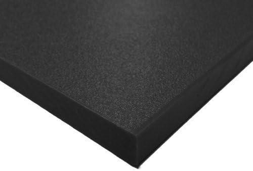 "HDPE // Sanatec White Nominal 24/"" x 48/"" x 1//2/"" Thick Plastic Cutting Board"