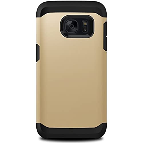 Galaxy S7 Case, Rugged Tough Cover for Samsung Galaxy S7 (Champagne) Sales