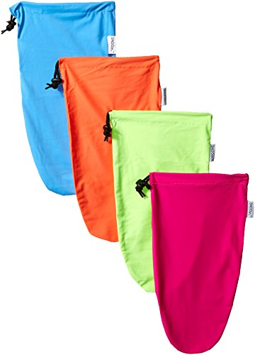 440e366743 Shooin EZ-Pack Expandable Travel Shoe Bags with Locking Drawstring ...