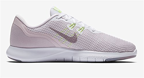 Femme Trainer Nike Fitness Trainingsschuh Flex 104 Damen Blanc De Rose elemental white 7 Chaussures xxwt84