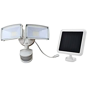 Nature Power 22261 Cob Led Motion Activated Solar Security