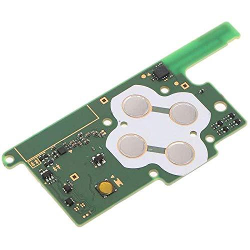 Shumo Placa Base De Repuesto M/óDulo De Circuito De Reparaci/óN De La Placa Base Para Switch Joy-Con Lado Izquierdo