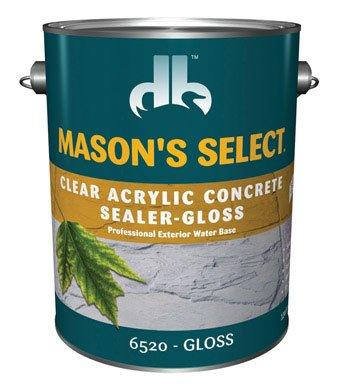 CONCRETE SEALER GLS GAL Gls Sealer