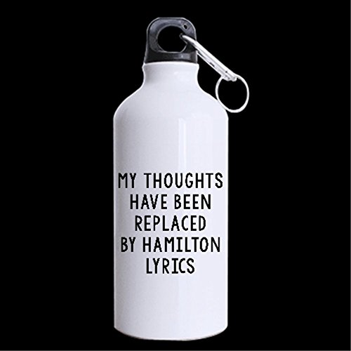 My Thoughts Have Been Replaced By Hamilton Lyrics Funny