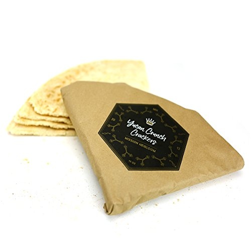 Yucan Crunch Crackers - AIP Paleo