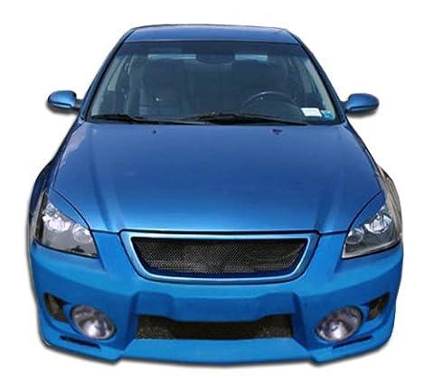 2005-2006 Nissan Altima Duraflex Evo 5 Front Bumper Cover - 1 Piece - Evo 5 Duraflex Body