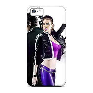 Hot Fashion SoT8869GZXi Design Cases Covers For Iphone 5c Protective Cases (saints Row 3) by supermalls