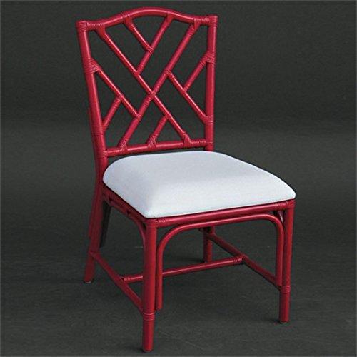 Bamboo Fabric Chair - 4