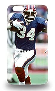 High Quality NFL Buffalo Bills Thurman Thomas #34 Skin 3D PC Soft Case Cover Specially Designed For Iphone 6 ( Custom Picture iPhone 6, iPhone 6 PLUS, iPhone 5, iPhone 5S, iPhone 5C, iPhone 4, iPhone 4S,Galaxy S6,Galaxy S5,Galaxy S4,Galaxy S3,Note 3,iPad Mini-Mini 2,iPad Air )
