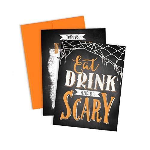 Palmer Street Press Eat, Drink & Be Scary!