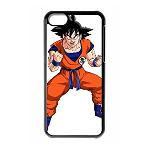 iPhone 5c Cell Phone Case Covers Black Goku MSU7187172
