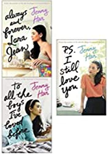 The To All the Boys I've Loved Before Paperback Collection: To All the Boys I've Loved Before; P.S. I Still Love You; Always and Forever, Lara Jean (The Best Way To Get In Shape)