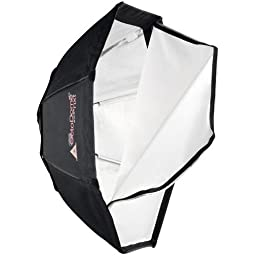 Photoflex 3\' OctoDome NXT Softbox for Hot Lights