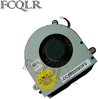FCQLR Laptop CPU L/üfter kompatibel f/ür Dell Alienware M14X R1 DFS531205HC0T DC280009OF0 00H8HD 0H8HD Laptop K/ühlung