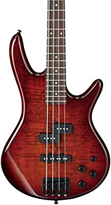 Ibanez GSR200SM 4-String Electric Bass,