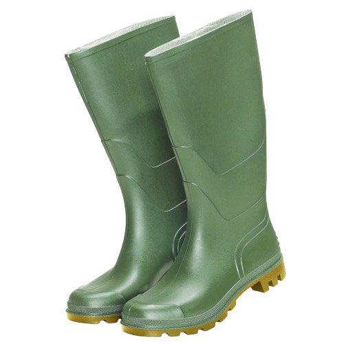 Wolfpack 15010130 - Stivali Di Gomma, Taglia 44, Verde
