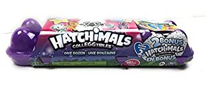 Hatchimals Colleggtibles 12 Pack Egg Carton Plus 2 Bonus by Spin Master