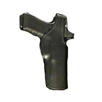 Amazon Com Glock 40 Mos Leather Holster G40 Modular Optic System