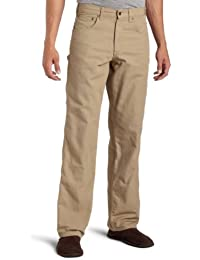 Men's Loose Fit Five Pocket Canvas Carpenter Pant B159