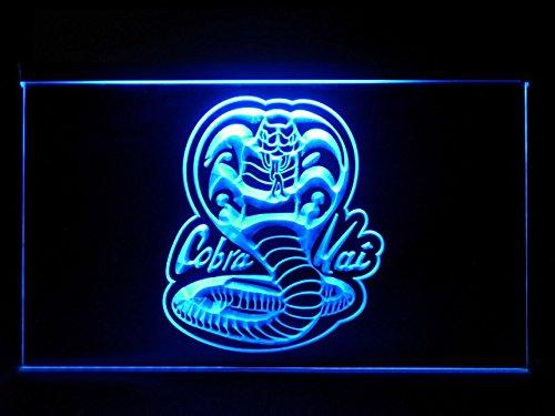 Cobra Kai Bar Hub Advertising LED Light Sign J674B ()