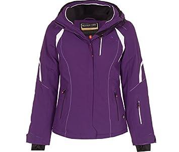 Bergson Damen Skijacke Snowtastic  Amazon.de  Sport   Freizeit f124d942b7