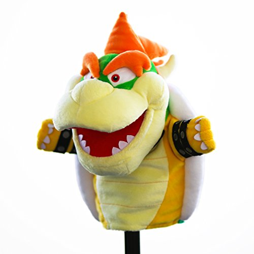 Hashtag Collectibles Bowser Puppet (Super Mario) ()