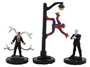 Marvel Heroclix Classics Spider-Man Battle Pack [Toy]