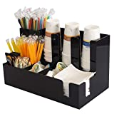 GFYWZ Paper Cup Condiment Holder Dispenser Organizer for Cafe Home Wedding Party Counter Display