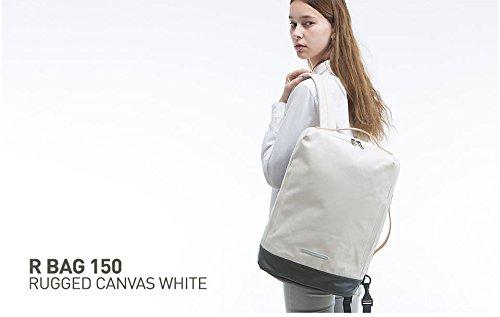 kkancre Fashion Schule Rucksack Einzigartiges Design Leder Book Tasche weiß