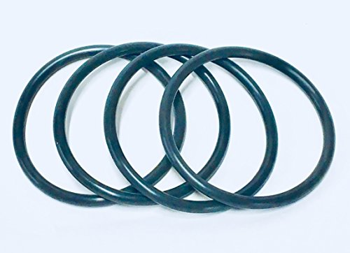 (Heintz Replacement Viton O-Ring for VP Racing Fuels 3042 Jug Caps, 4 Pack)
