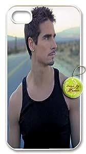Back street boys iphone4&4s Durable Hard Plastic Case Cover Custom DIY