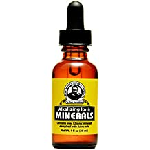 Alkalizing Ionic Minerals 1oz liquid by Uncle Harry's Natural Products