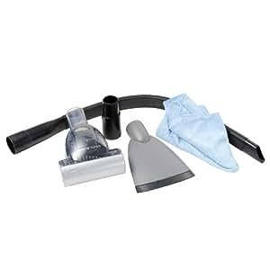Menalux MKIT01 AutoCare Kit Auto - Accesorios de aspiradora para la limpieza de coches