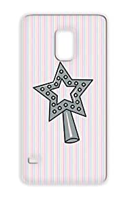 Star Gray For Sumsang Galaxy S5 Symbols Shapes Miscellaneous Case Cover
