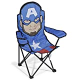 Idea Nuova Marvel Avengers Figural Camp Chair for