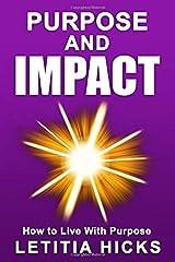 Purpose and Impact Paperback