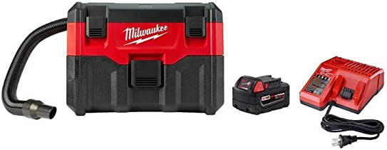 Milwaukee 0880-20P M18 Wet Dry Vacuum