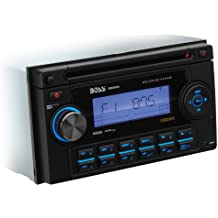 BOSS AUDIO 822UA Double-DIN MP3 Player Receiver (Discontinued by Manufacturer)