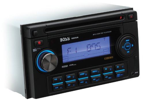BOSS 870DBI Double DIN Bluetooth Detachable product image