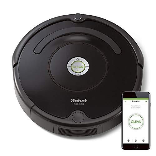 iRobot Roomba 671-400 Robot Aspirador Roomba 671-400 con Conexión Wi-F