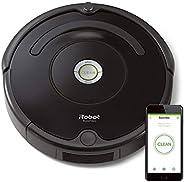 iRobot Roomba R675-6754 Robot Aspirador Roomba R675-6754 con Conexión Wi-Fi, Color, Pack of/Paquete de 1