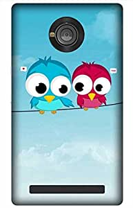 iessential love Designer Printed Back Case Cover for YU Yuphoria YU5010A