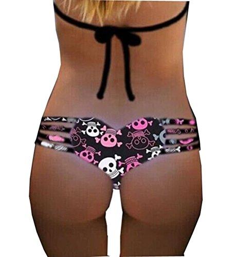 Yonala Pattern String Brazilian Swimwear product image