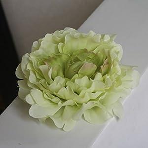 20Pcs/Lot Artificial Peony Flower Head Christmas Diy Silk Wall Background 18