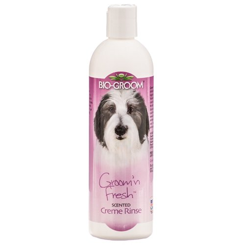Bio-groom Groom N Fresh Creme Rinse Conditioner, 12-Ounce 39012