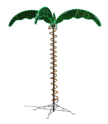 Stylish Camping 8080103 Decorative Palm Tree Rope Light