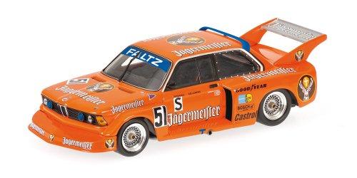 PMA 1/43 BMW 320i Gr.5 シルバーストーン 1977 #51 完成品