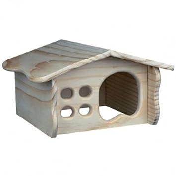 Trixie - Caseta de madera para conejos